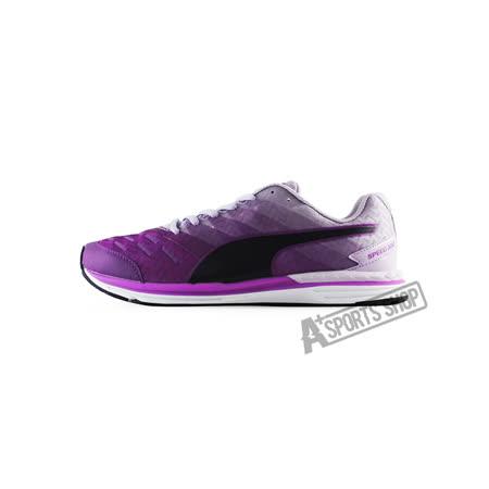 PUMA (女) 彪馬 SPEED 300 JR 休閒鞋 紫-18858903