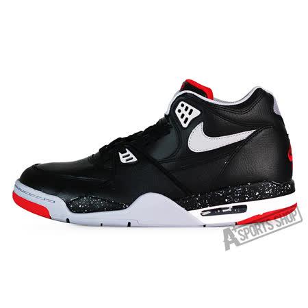 NIKE (男) 耐吉 AIR FLIGHT 89 籃球鞋 黑-306252026