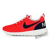 NIKE (女) 耐吉 WMNS NIKE ROSHE ONE RETRO 休閒鞋 紅-820200641