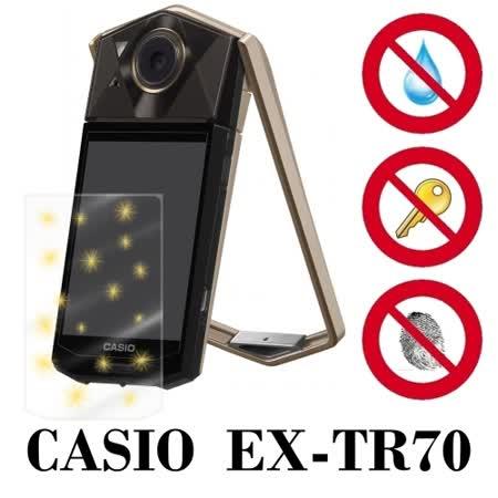 D&A CASIO EXILIM EX-TR70相機專用日本原膜5H螢幕保護貼(NEW AS玻璃奈米)