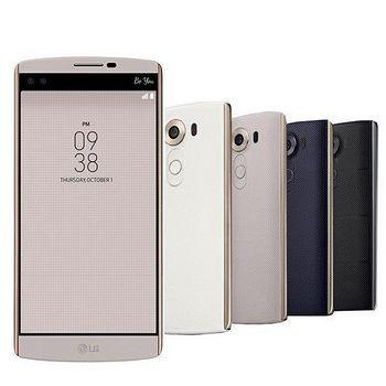 LG V10 5.7吋雙螢幕雙鏡頭攝錄旗艦機 贈-玻璃保貼+自拍桿+車充+三星原廠8400mAh行電