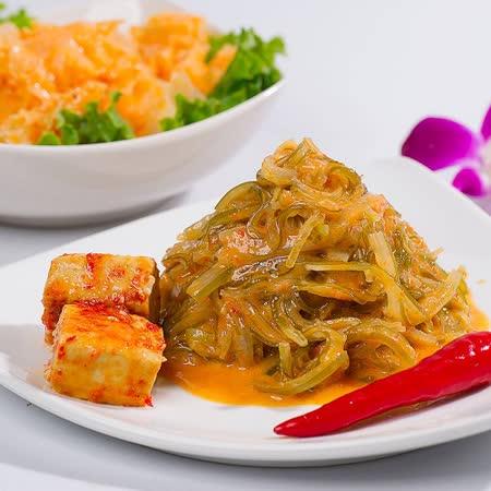 【老紀泡菜】鴻運海帶絲