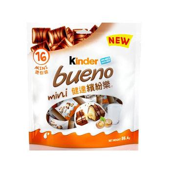 健達繽紛樂迷你巧克力 86.4g