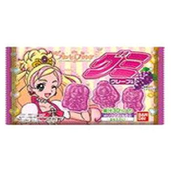 Bandai光之美少女葡萄軟糖 13g
