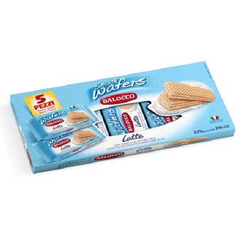 BALOCCO巴洛克威化夾心餅牛奶225g