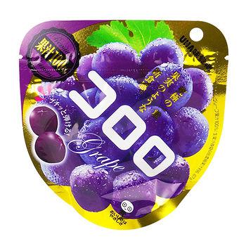 味覺糖可洛洛Q糖 (葡萄味)40g