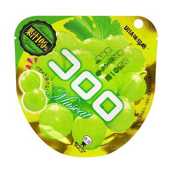 味覺糖 可洛洛Q糖(白葡萄味)40g