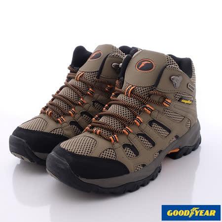 GOODYEAR戶外鞋-越野登山款-GAMO53361-男款(26cm-29cm)