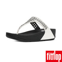 FitFlop™-(女款)CARMEL™ TOE-POST-都會白