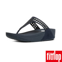 FitFlop™-(女款)CARMEL™ TOE-POST-海軍藍
