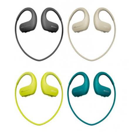SONY NW-WS413  MP3 防水耳機穿戴式音樂播放器 4GB_ 公司貨 [贈收納袋+耳塞+掛繩]