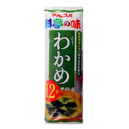 日本丸米 味噌海帶速食湯 216g