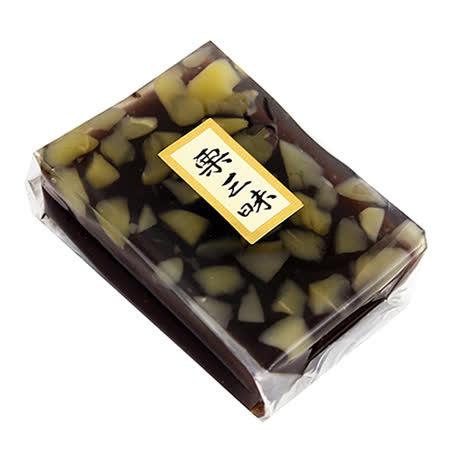 日本雁舟 栗三味羊羹 100g