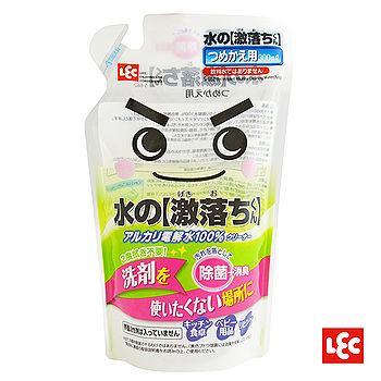 日本製LEC 電解水除菌去污噴劑 補充包S-662