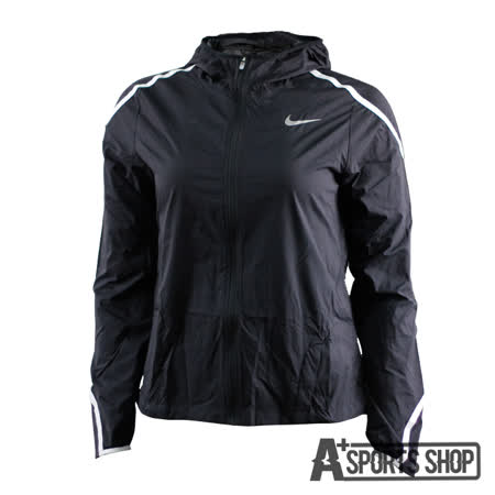 NIKE (女) 耐吉 IMPOSSIBLY LIGHT JACKET 運動外套 黑-719768010