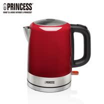 《PRINCESS》荷蘭公主1L不鏽鋼快煮壺-紅(236000R)