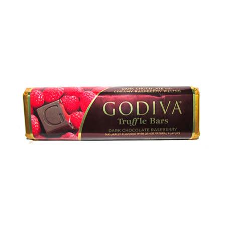 【GODIVA】頂級巧克力條-覆盆子黑巧克力 43g