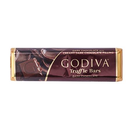 【GODIVA】頂級巧克力條-黑巧克力 43g