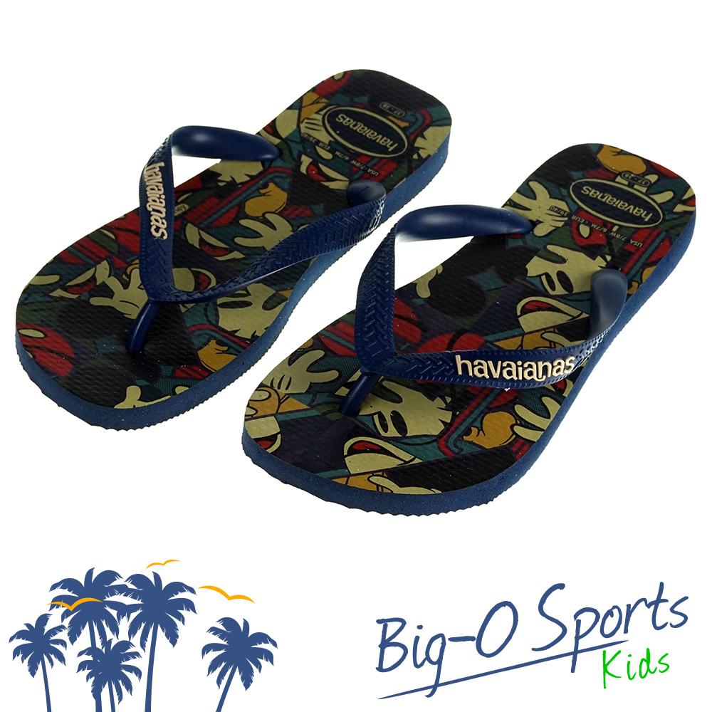 ~Havaianas~哈瓦仕 迪士尼款 巴西拖 沙灘拖鞋 女 HF6N3500U9 Big