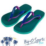 【Havaianas】哈瓦仕 雙色組合 巴西拖 沙灘拖鞋 女 HF6N5549G6 Big-O SPORTS