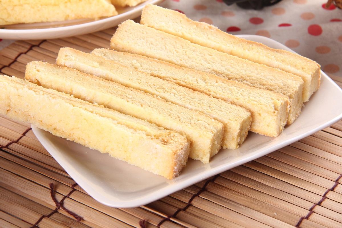 【花蓮排隊名產】正宗 銷售第一名 花蓮縣餅 奶油酥條12 盒