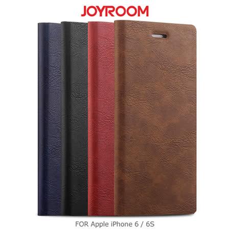 JOYROOM Apple iPhone 6/6S PP128英倫皮套