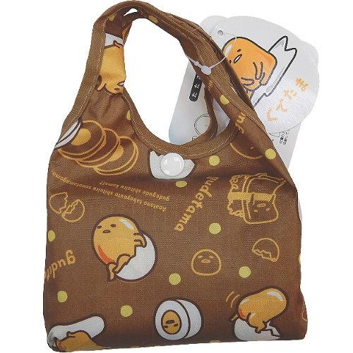 【波克貓哈日網】旅行環保便利商品◇隨身購物袋◇《蛋黃哥》