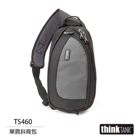 【結帳再折扣】thinkTank 創意坦克 TurnStyle 10 單肩斜背/ 腰包兩用 相機背包 (TS460,灰色)