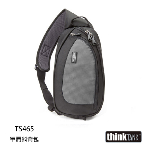 thinkTank 創意坦克 TurnStyle 20 單肩斜背/ 腰包兩用 相機背包 (TS465,灰色)回函送電池包~