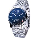 REVUE THOMMEN 梭曼AIRSPEED XLARGE機械錶16050.2137