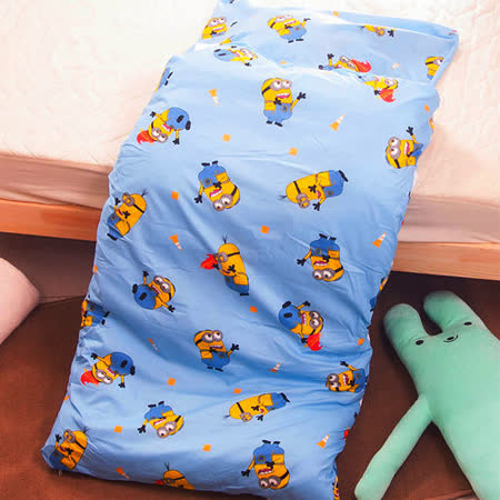【小小兵】台灣精製兒童睡袋