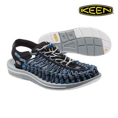 KEEN 織帶涼鞋Uneek 1014621《男款》/ 城市綠洲
