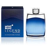 MONTBLANC 萬寶龍傳奇藍調經典男性淡香水限量版 100ml (Tester)