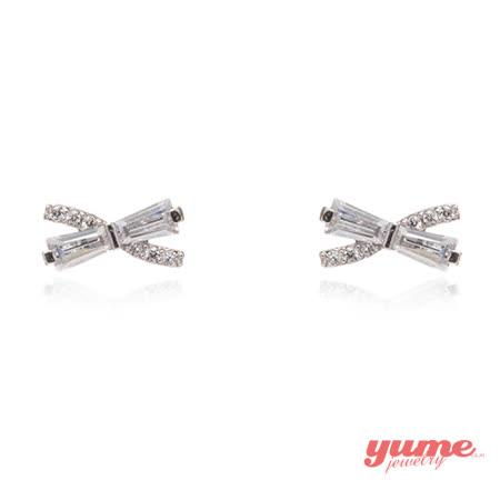 【YUME】禮物結耳環
