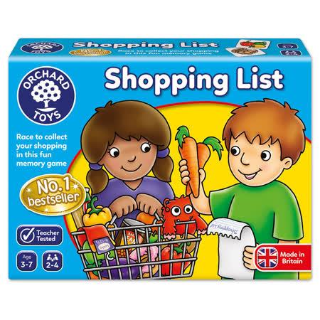 【英國Orchard Toys】桌遊-採購趣