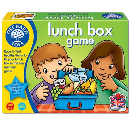 【英國Orchard Toys】桌遊-野餐趣