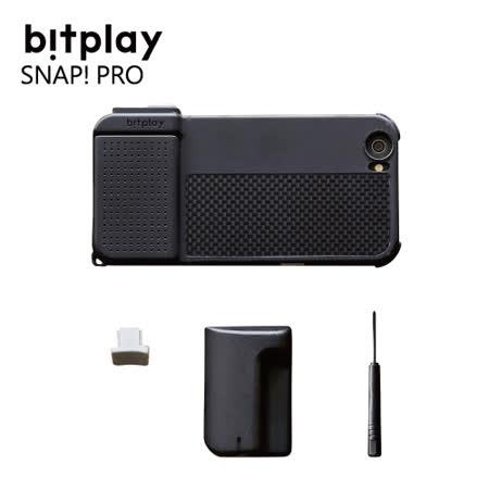 bitplay SNAP! PRO iPhone 6/6s 【標準版】 照相手機殼 保護套 相機殼 ip6/6s (黑)