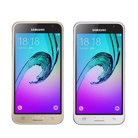 Samsung Galaxy J3(2016版)大 遠 百 板橋 店 5吋雙卡雙待四核機(J320YZ)-加送專用保護套+螢幕保護貼