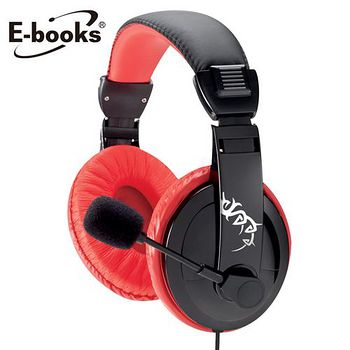 E-books S48電競頭戴耳機麥克風 .