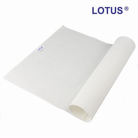 【LOTUS樂德】時尚系列-珍珠白色餐桌墊(2入)