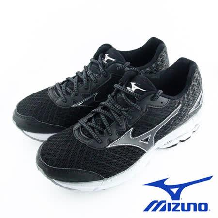 Mizuno WAVE RIDER 19 男慢跑鞋 J1GC160311