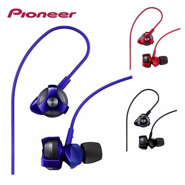 Pioneer 先鋒 SE~CL751 重低音 耳道式耳機