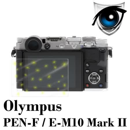 D&A OLYMPUS PEN-F/EM10 M2相機專用日本9抗藍光疏油疏水增豔螢幕貼