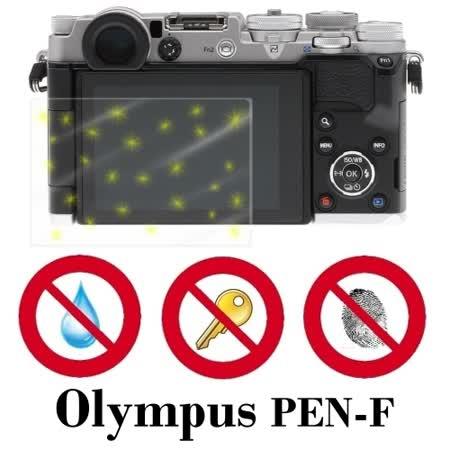 D&A OLYMPUS PEN-F/EM10 M2相機專用日本原膜5H螢幕保護貼(NEW AS玻璃奈米)