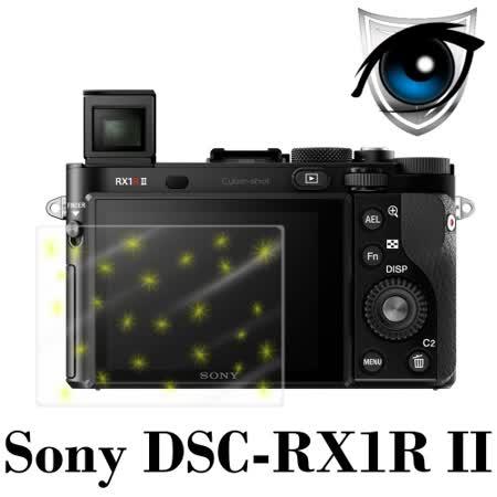 D&A Sony DSC-RX1R II 相機專用日本9抗藍光疏油疏水增豔螢幕貼