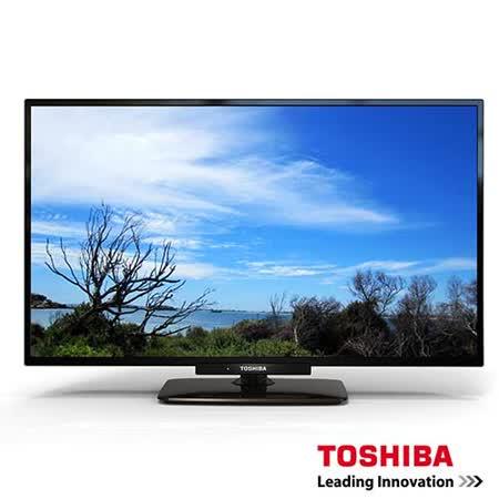 TOSHIBA東芝24吋液晶顯示器+視訊盒24P2650VS