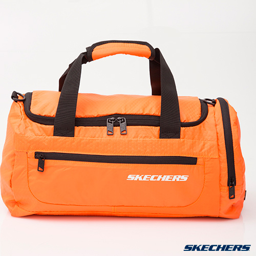 SKECHERS Gym Bag 亮橘 - S03869
