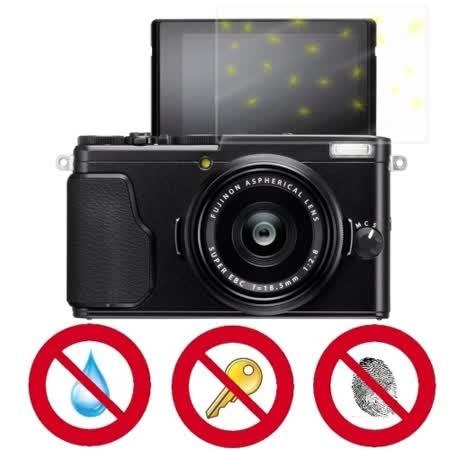 D&A Fujifilm FinePix X70 相機專用日本原膜5H螢幕保護貼(NEW AS玻璃奈米)