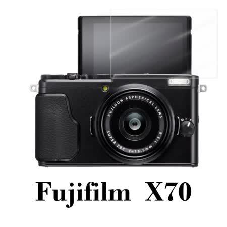 D&A Fujifilm FinePix X70 相機專用日本原膜HC螢幕保護貼(鏡面抗刮)