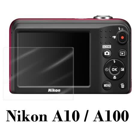 D&A Nikon Coolpix A100/A10相機專用日本原膜HC螢幕保護貼(鏡面抗刮)